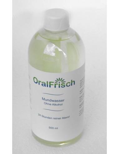 Oralfrisch Mundspülung 6er Pack (6x...